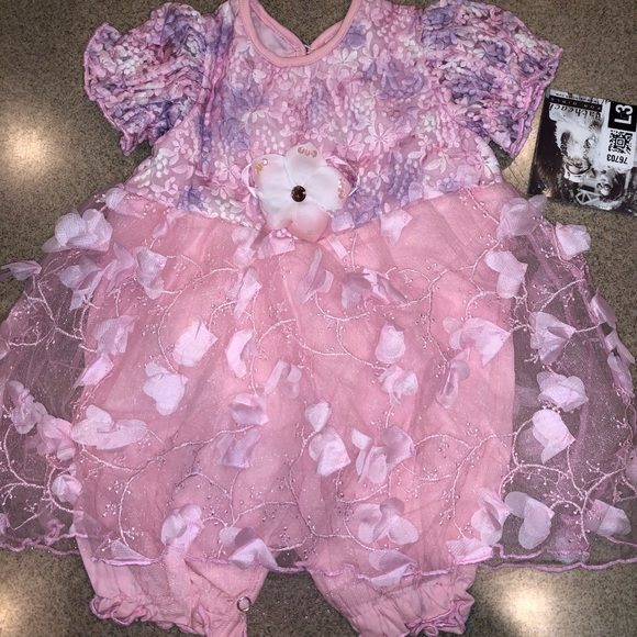 cach cach Other - 24 mos Cach Cach one piece bloomer  nwt as is